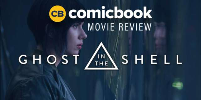 Ghost in the Shell - ComicBook Movie Review screen capture