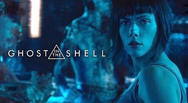 Ghost In The Shell Final Trailer Released