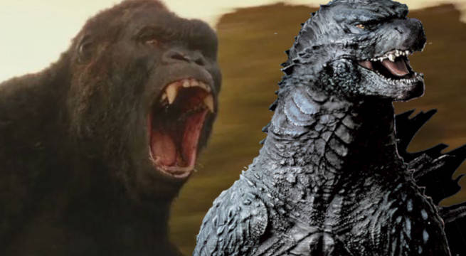Godzilla vs Kong Writers Room Set By Legendary, Warner Bros.