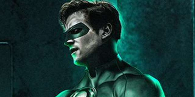 Green Lantern Justice League