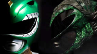 green ranger power rangers movie