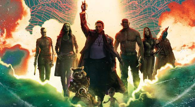 Image result for Guardians of the Galaxy Vol. 2′ Ending