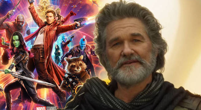 "James Gunn Describes His ""Outlandish"" Guardians Of The Galaxy Vol. 2 Pitch"