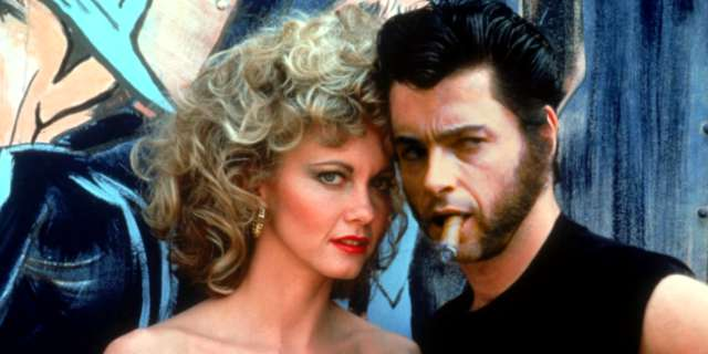 hugh-jackman-olivia-newton-john-grease