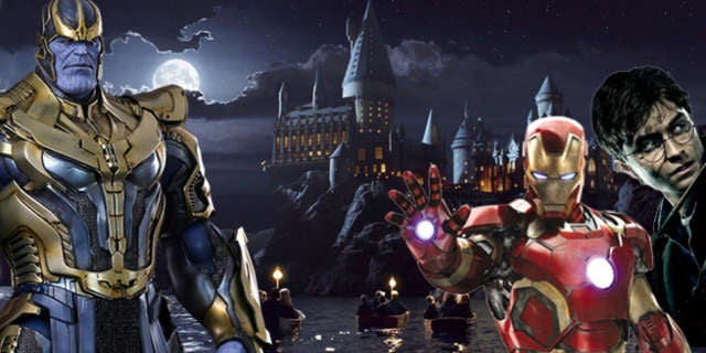 Infinity War Hogwarts