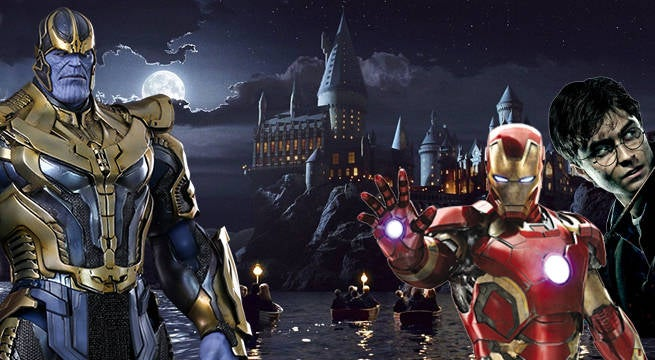 Avengers: Infinity War Possibly Filming At Hogwarts