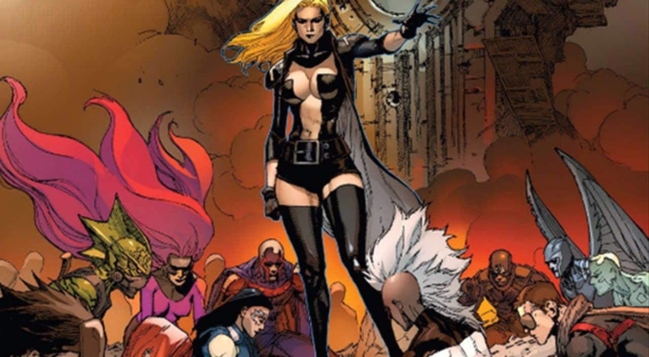 Resultado de imagem para Emma Frost villain marvel comics