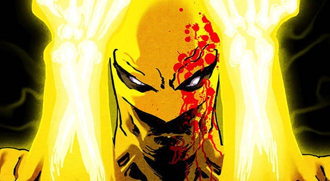 Iron Fist The Immortal Weapon