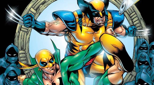 Iron Fist Wolverine