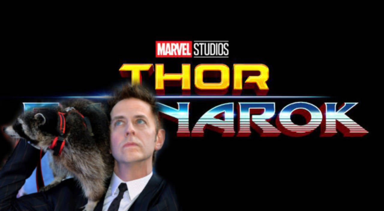 Guardians Of The Galaxy Director Comments On Thor: Ragnarok Trailer