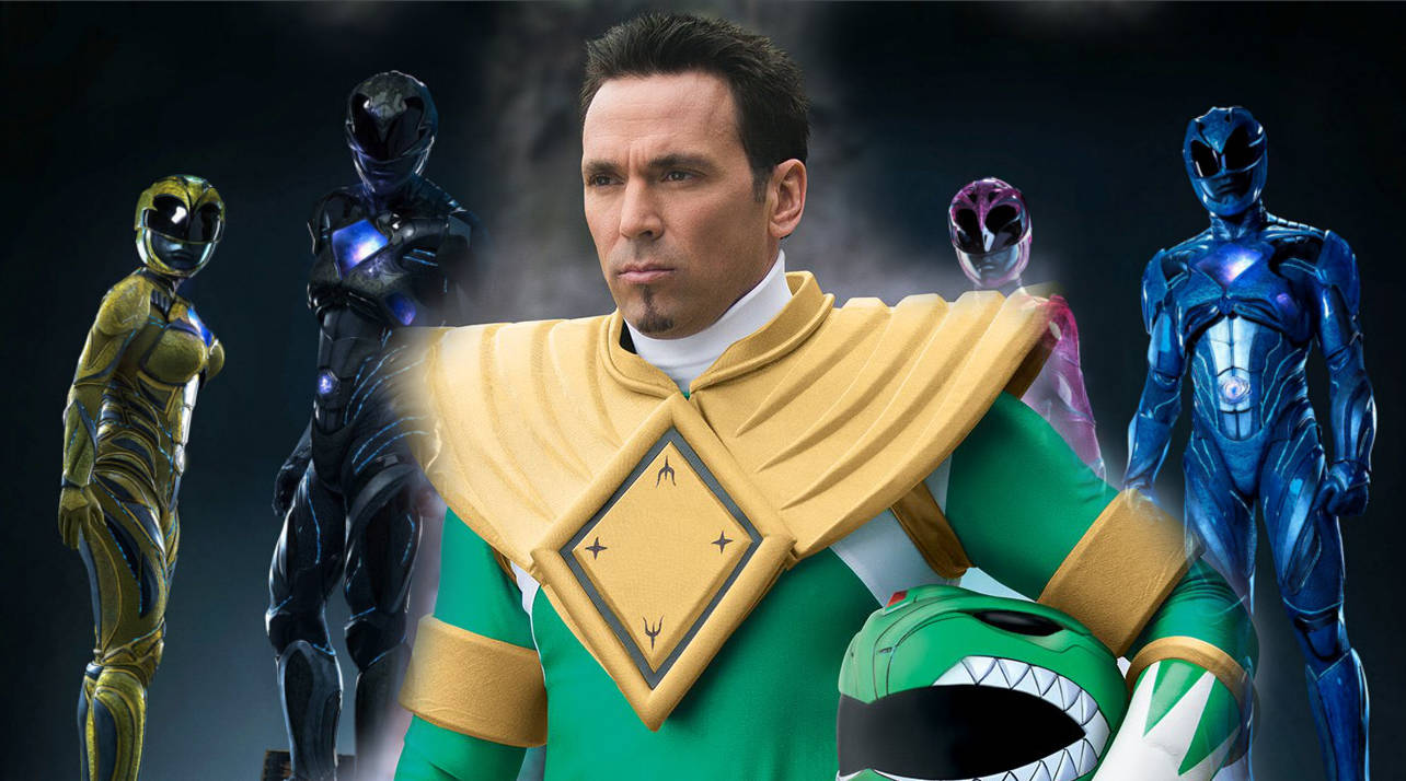 Jason David Frank Power Rangers 2 Sequel Green Ranger