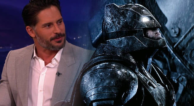 Joe Manganiello Reveals Why Fans Shouldn't Be Worried About The Batman