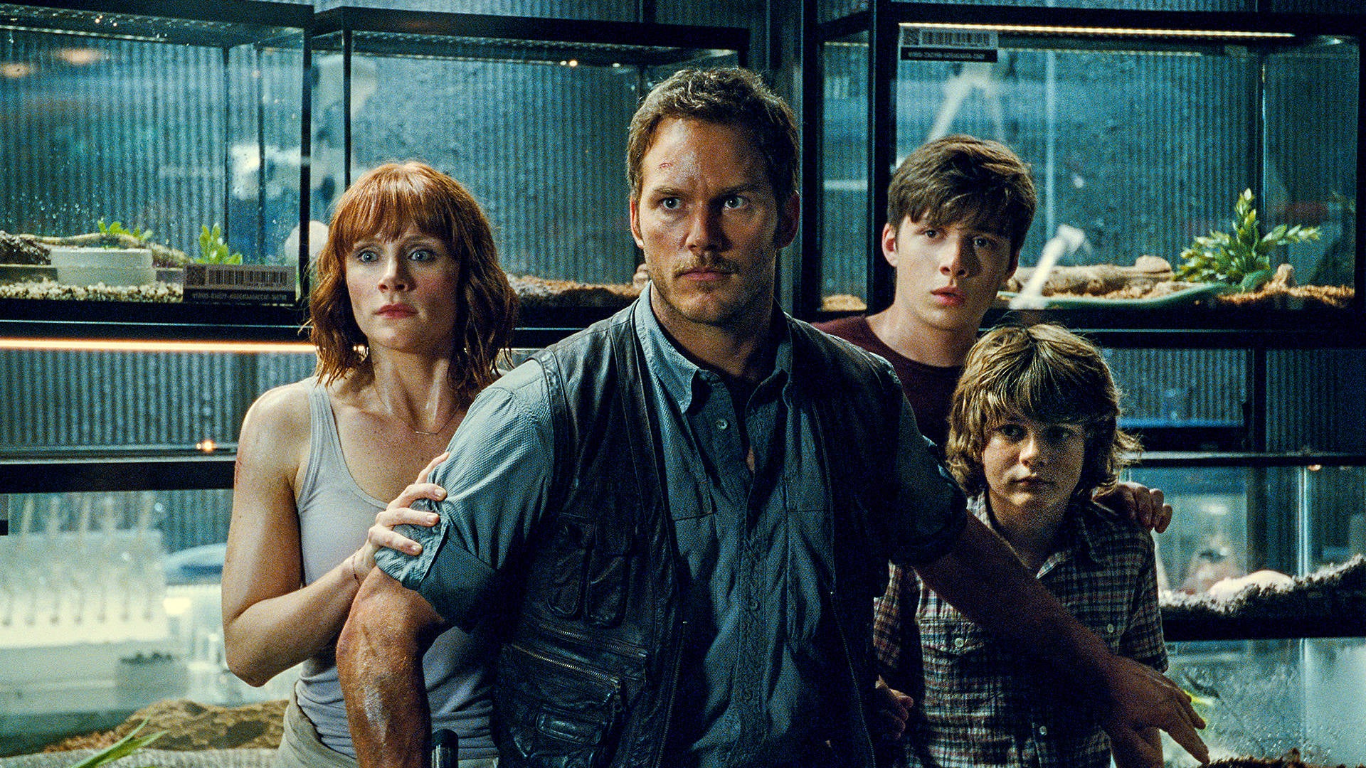 'Jurassic World' Sequel Gets Official Title, First Poster