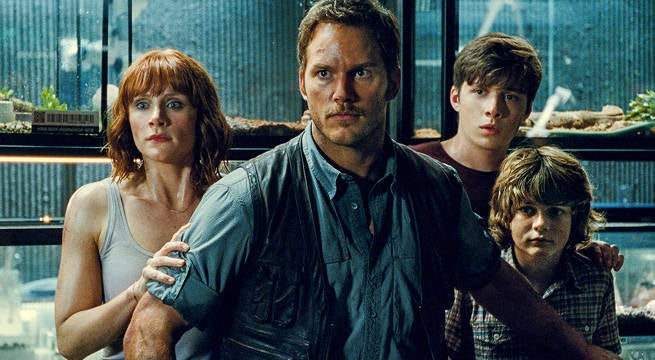 First Footage From 'Jurassic World 2' Released