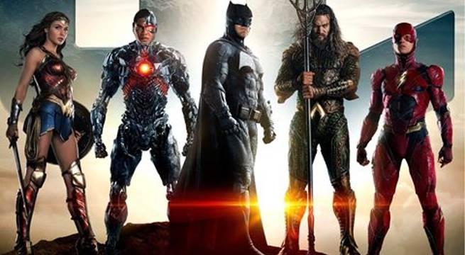 Justice League Director Describes Each Hero's Roles