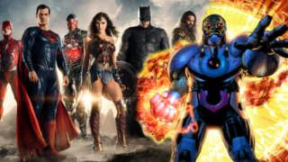 justice league darkseid apperance rumor