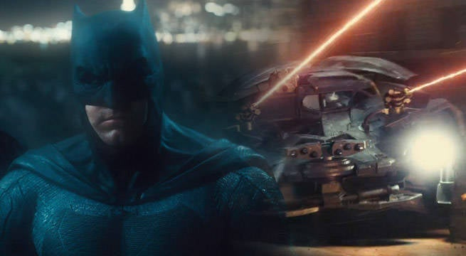 Justice League: 63 Images From The New Trailer