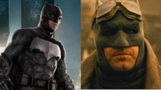 Justice League Knightmare Batman