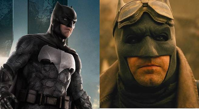 How The Justice League Trailer References Knightmare Batman