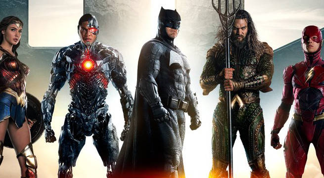 Justice League Trailer Heading To Theaters