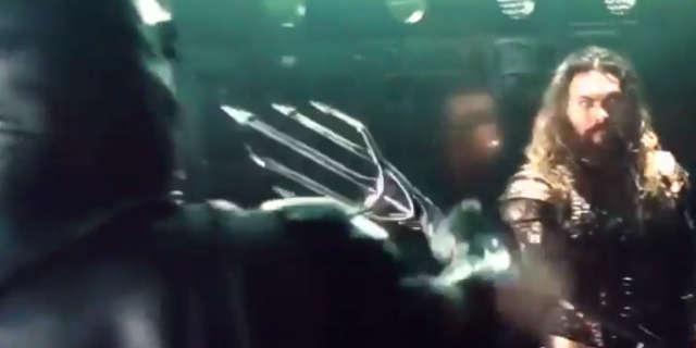 justice league trailer teaser