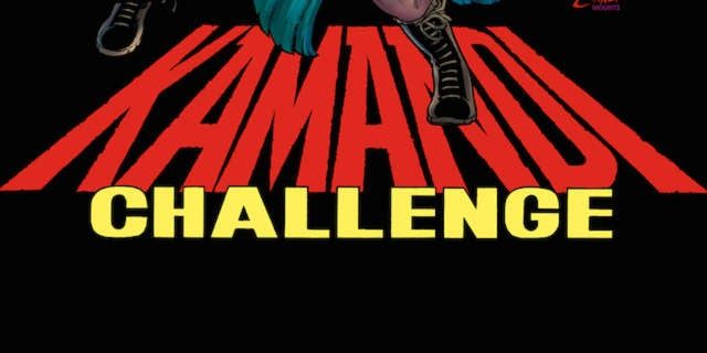 Kamandi Challenge 03 cov var