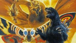 Kong Skull Island Ending Credits Scene Godzilla Mothar Rodan Ghidorah