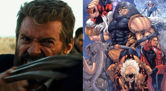Logan Easter Egg References Classic X-Men Villain