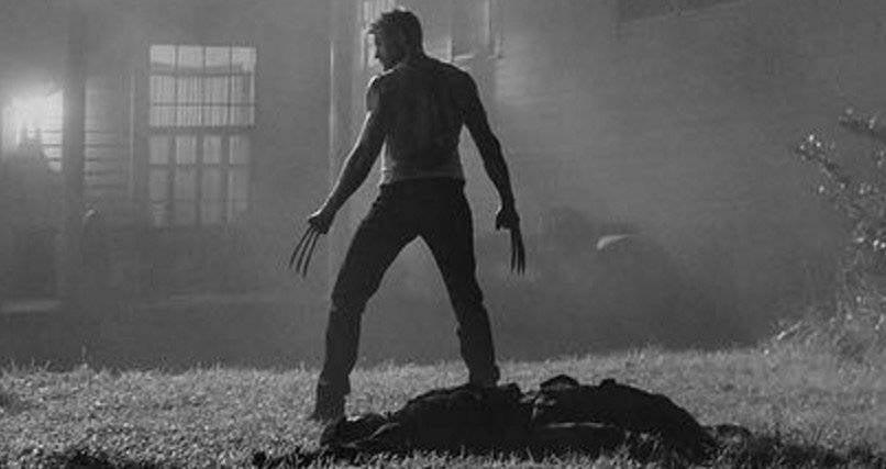 Logan Movie Scene Wolverine vs X-24