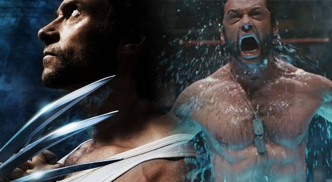 Hugh Jackman Was Given A NSFW Wrap Gift From Wolverine: Origins