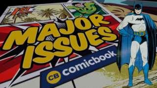 Major Issues-Batman