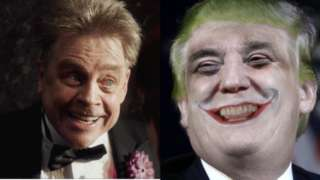 mark hamill joker donald trump