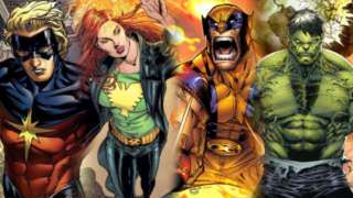 marvel generations dead characters resurrected jean grey captain marvel wolverine hulk