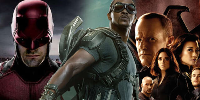 marvel movies tv no crossover anthony mackie falcon kevin feige