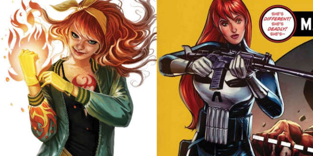 Mary Jane Variants