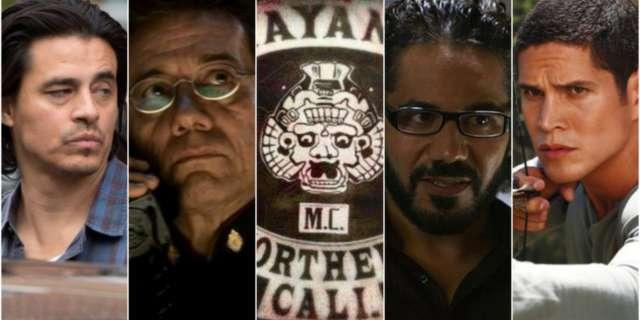 mayans cast