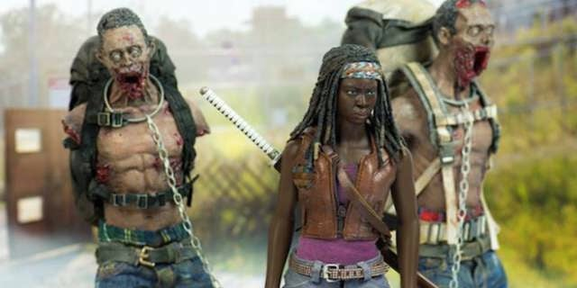 michonne twd figure header