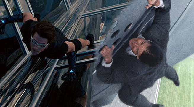 Tom Cruise Trained For A Year For New Mission: Impossible Stunt
