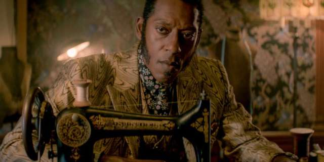 Orlando Jones Mr Nancy