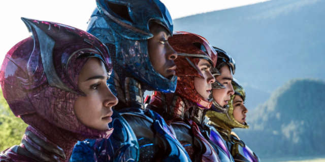 Power Rangers 2017 Reviews Movie