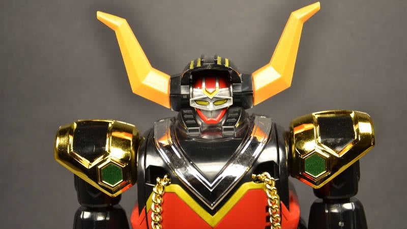 Power Rangers Defender Torozord