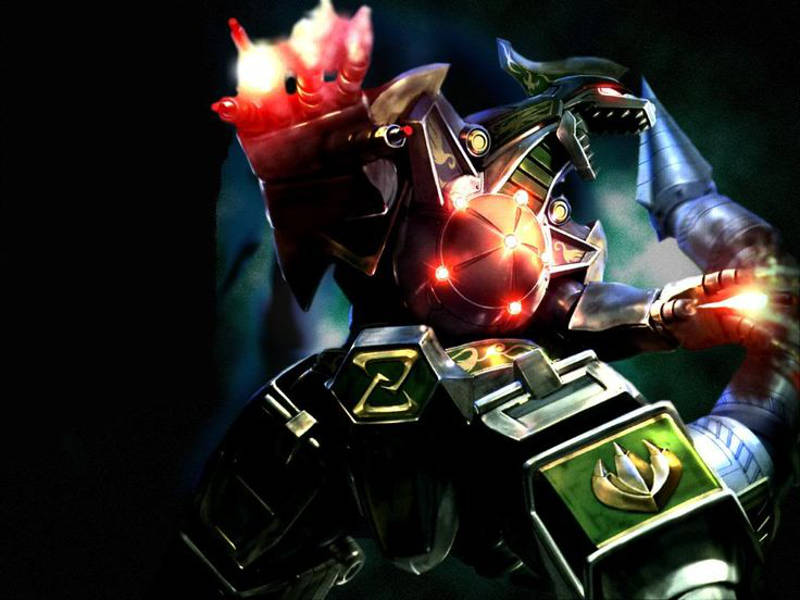 Power Rangers Dragonzord