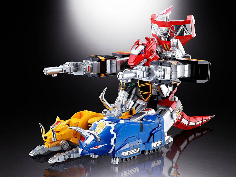 Power Rangers Megazord Battle Mode