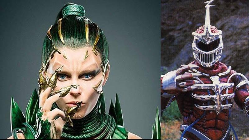 Power Rangers Movie 2 Sequel Zedd Rita