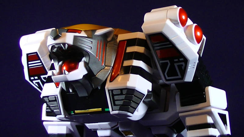 Power Rangers Tigerzord