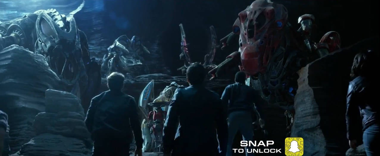 Power-Rangers-Zords-Cave