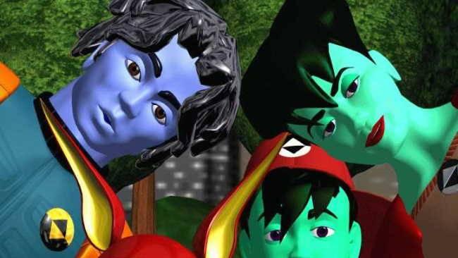 first look at reboot of 90s cartoon reboot