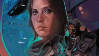 rogue one star wars story marvel comic adaptation preview
