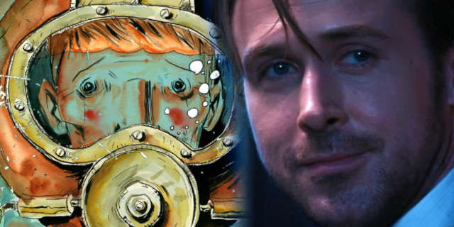ryan gosling underwater welder jeff lemire film adaptation