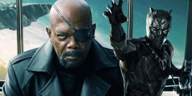 samuel l jackson nick fury black panther
